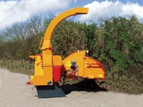 A-231+Jensen+Wood+chipper+PTO