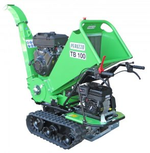 PERUZZO – TB100-C WOOD CHIPPER